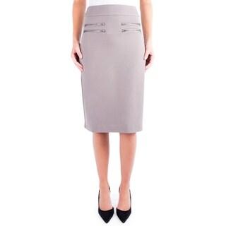 DownEast Basics Women's Miss Glam Skirt