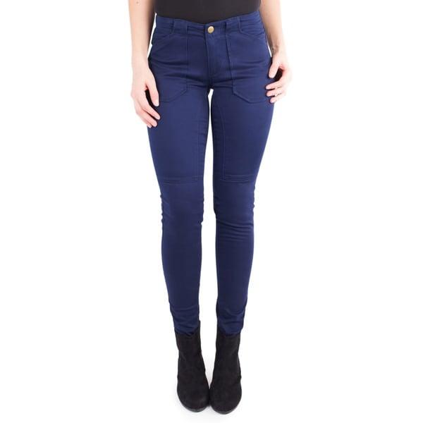 DownEast Basics Women's Utility Skinny Jean