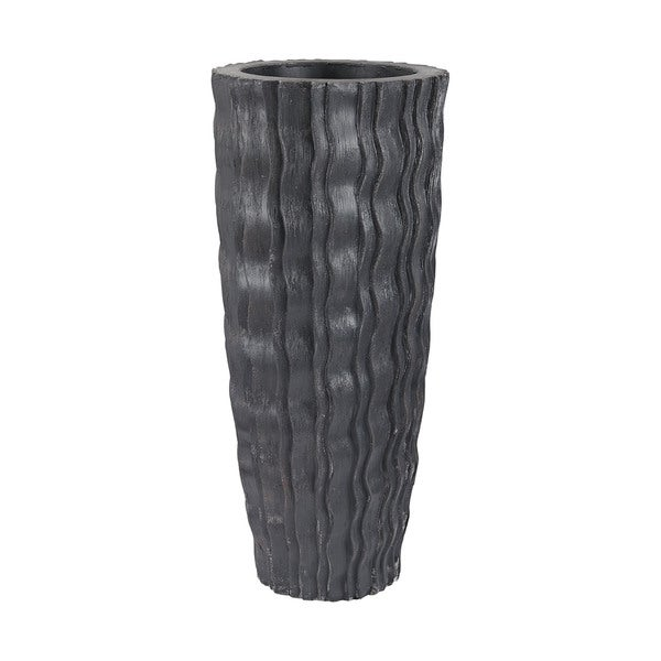 Sterling Small Wave Vase
