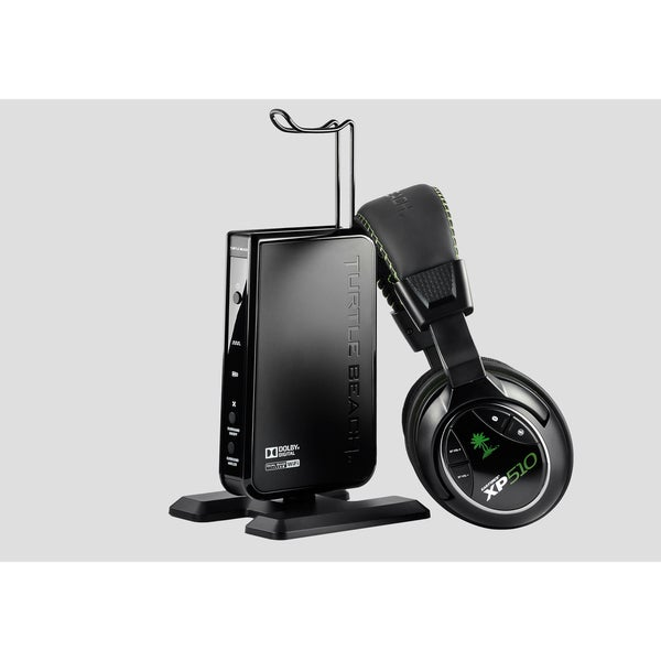 Turtle Beach Ear Force XP510 Premium Wireless Dolby Digital Gaming Headset (Refurbished)