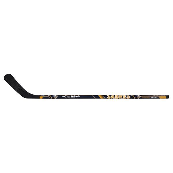 "Franklin Sports NHL Buffalo Sabres 48"" Vinyl Street Hockey Stick-Right Shot"