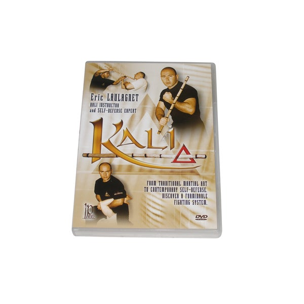 Kali Formidable Fighting System DVD Eric Laulagnet IF-07841 jeet kune do weapons