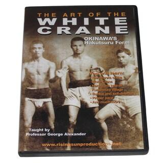 White Crane Okinawa Hakutsuru Form DVD Karate Kata RARE Bushi Matsumura Mabuni