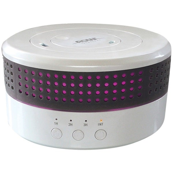 Now Foods Solutions Ultrasonic Dual Mist Essential Oil Diffuser
