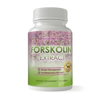 Forskolin 250mg of Pure Coleus Forskohlii Root for Weight Loss