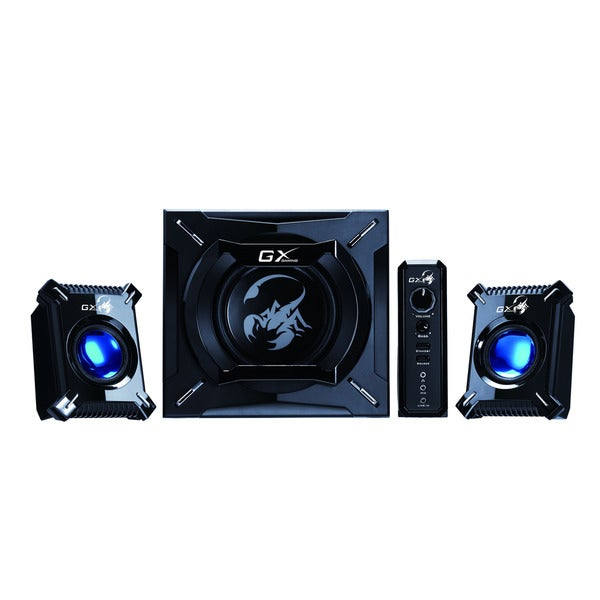 Dual Bluetooth Gaming Speakers with Subwoofer