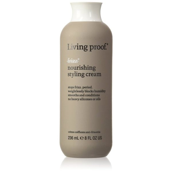 Living Proof No Frizz 8-ounce Nourishing Styling Cream