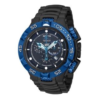 Invicta Men's 15923 Subaqua Quartz Chronograph Black Dial Watch