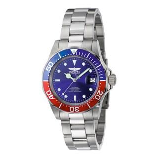 Invicta Men's 5053 Pro Diver Automatic 3 Hand Blue Dial Watch