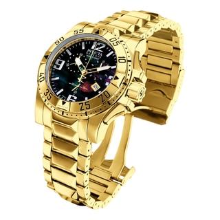 Invicta Men's 6256 Excursion Quartz Chronograph Black Dial Watch