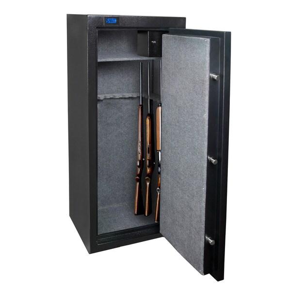 Honeywell 14-gun Executive Fire Gun Safe with Climate Control