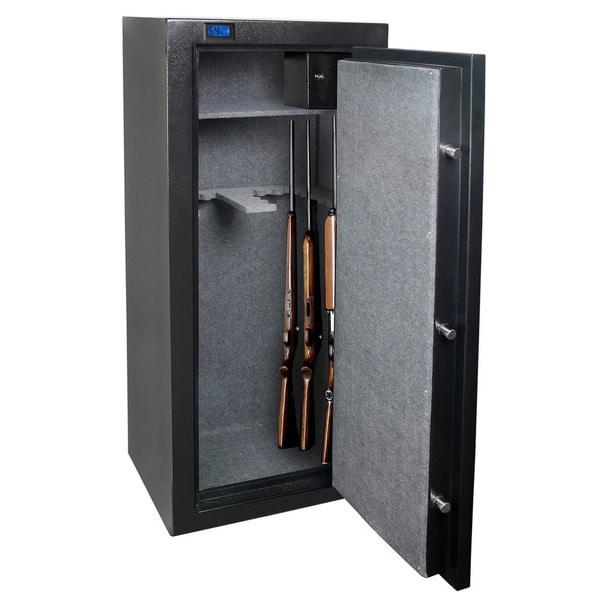 Honeywell Executive Fire Gun Safe with Climate Control Holds 18 Guns