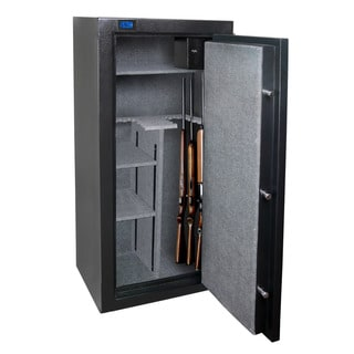 Honeywell Executive Fire Gun Safe with Climate Control Holds 24 Guns
