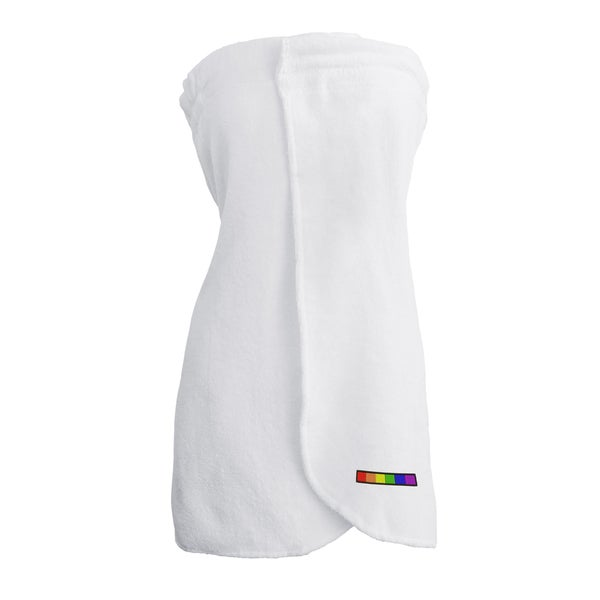 Women's Belmond LGBT Bath Wrap - Flag