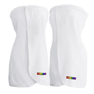 Women's Belmond LGBT Bath Wrap - Flag (Set of 2)