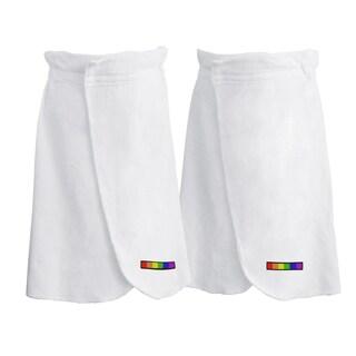 Men's Belmond LGBT Bath Wrap - Flag - (Set of 2)