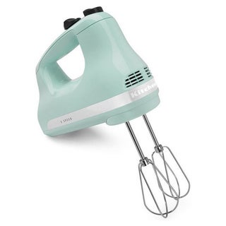 KitchenAid KHM512IC 5-Speed Ultra Power Hand Mixer, Lavender