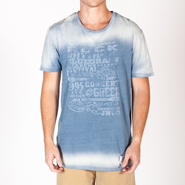 Men's Indigo Rocker Tee