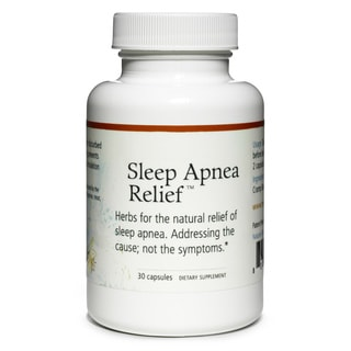 Sleep Apnea Herbal Remedy (30 Capsules)