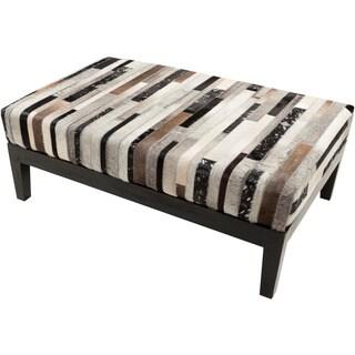 """Creusot Striped Standard Bench (46"""" x 30"""" x 17"""")"""