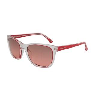 Michael Kors M2904S 630 Red Chili Tessa Wayfarer Sunglasses