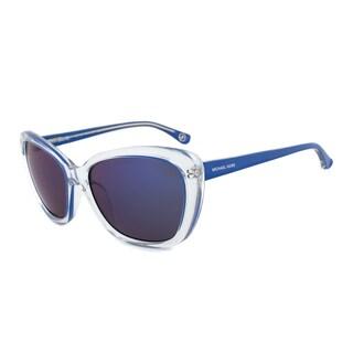 Michael Kors M2903S 402 Sabrina Blue Wayfarer Sunglasses