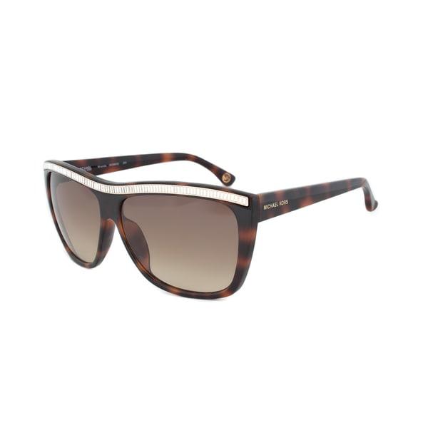 Michael Kors M2884S 206 Miranda Tortoise Shell Wayfarer Sunglasses