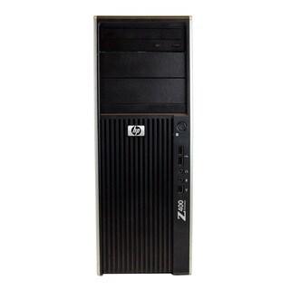 HP Z400 Workstation MT 2.66GHz Intel Quad Core Xeon 4GB RAM 1TB HDD Windows 7 Computer (Refurbished)