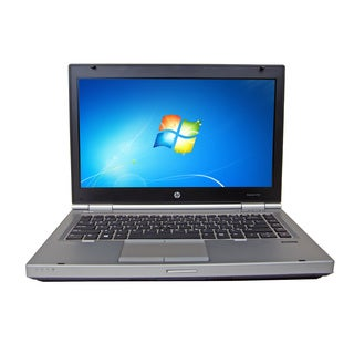 HP Elitebook 8470P 14-inch 2.6GHz Intel Core i5 4GB RAM 320GB HDD Windows 7 Laptop (Refurbished)