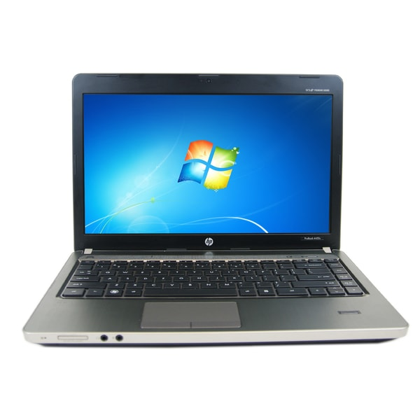 HP ProBook 4430s 14-inch 2.5GHz Intel Core i5 6GB RAM 500GB HDD Windows 7 Laptop (Refurbished)
