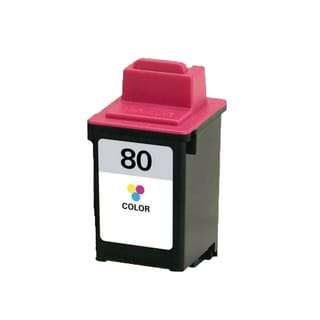 1PK 12A1980 ( #80 ) Compatible Ink Cartridge For Lexmark X125 X4212 X4250 X4270 X63 X73 X83 X85 (Pack of 1)