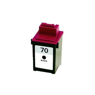 1PK 12A1970 ( #70 ) Compatible Ink Cartridge For Lexmark X125 X4212 X4250 X4270 X63 X73 X83 X85 (Pack of 1)