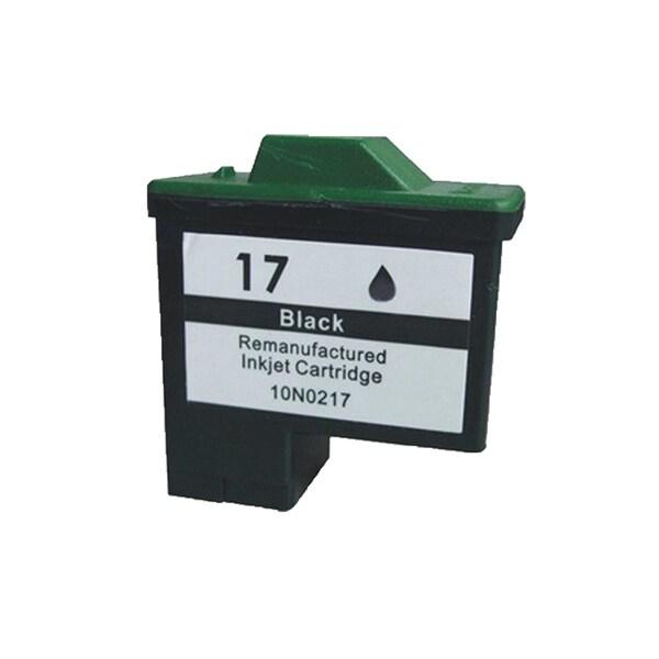 2PK 10N0217 ( #17 ) 10N0227 ( #27 ) Compatible Ink Cartridge For Lexmark Z13 Z23 Z25 Z33 Z35 Z515 (Pack of 2)