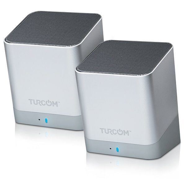Turcom TS-459 Stereo 2.0-channel Dual Bluetooth Speakers