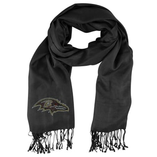 Baltimore Ravens NFL Pashmina Fan Scarf