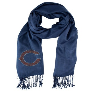 Chicago Bears NFL Pashmina Fan Scarf