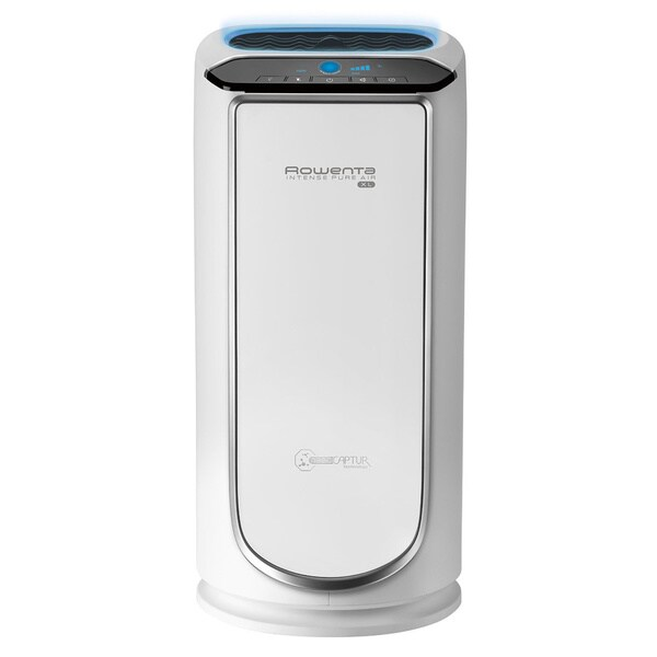 Rowenta PU6020 White Intense Pure Air True HEPA Purifier