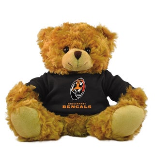 Cincinnati Bengals 9-inch Rally Men Hoodie Bear