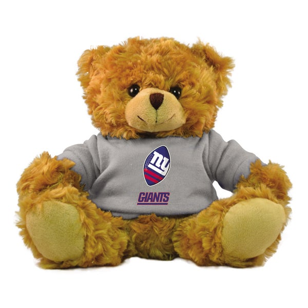New York Giants 9-inch Rally Men Hoodie Bear