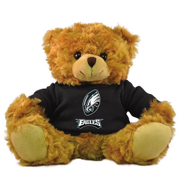 Philadelphia Eagles 9-inch Rally Men Hoodie Bear