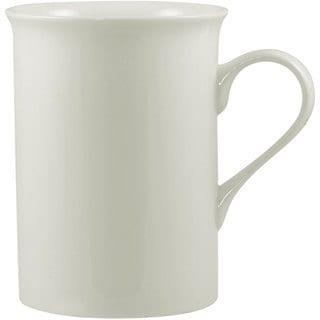 Dali Round Bone China Mug Set of 4
