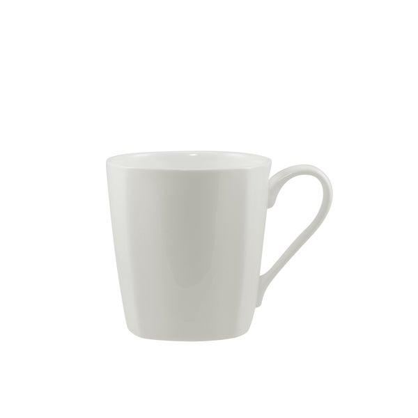 Dali Square Bone China Square Mug Set of 4