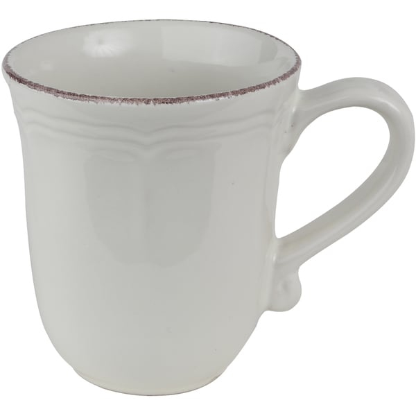 Oxford Cream Mug Set of 6