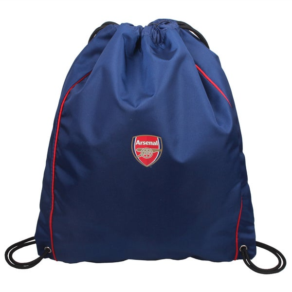 Arsenal Soccer Club Drawstring Backpack