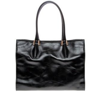 Tod's 'D-Cube' Medium Shopping Handbag
