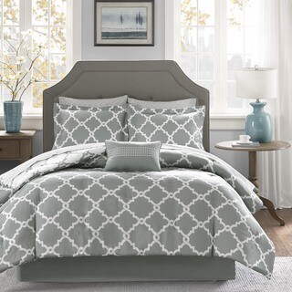 Madison Park Essentials Clayton Reversible 4-Piece Coverlet Set