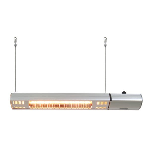 EnerG+ HEa-21545 Wall/ Ceiling Mount Electric Infrared Heater ...