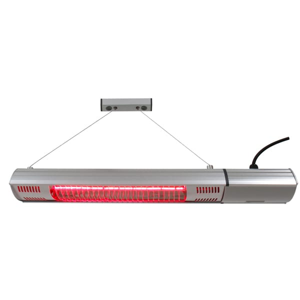 Wall/Ceiling Mount Electric Infrared Heater