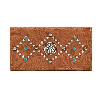American West 2315282 Tri-Fold Wallet