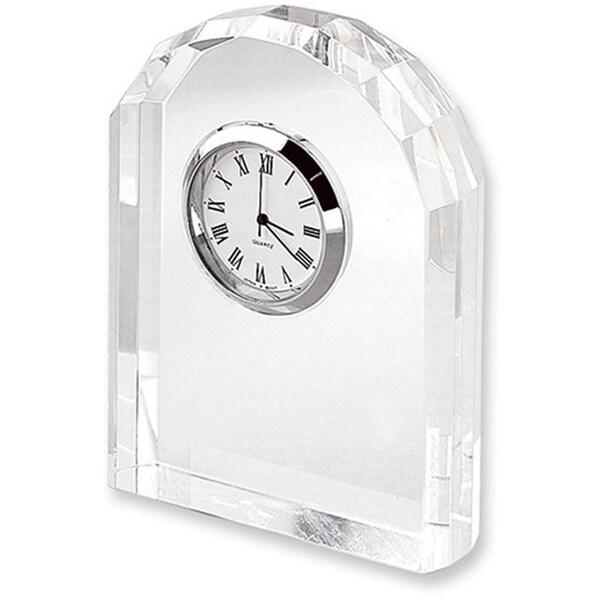 Elegance Crystal Arch Clock 16389252